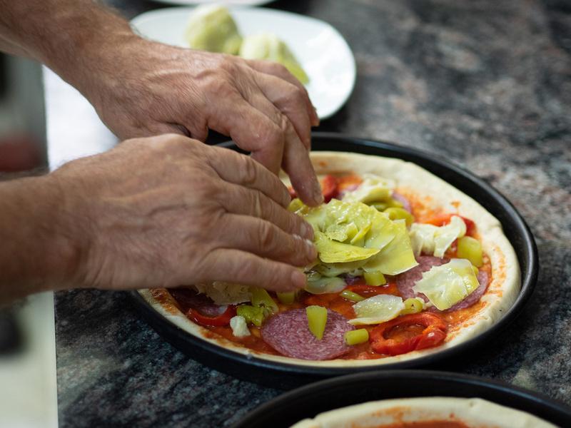 Pizzagrafie