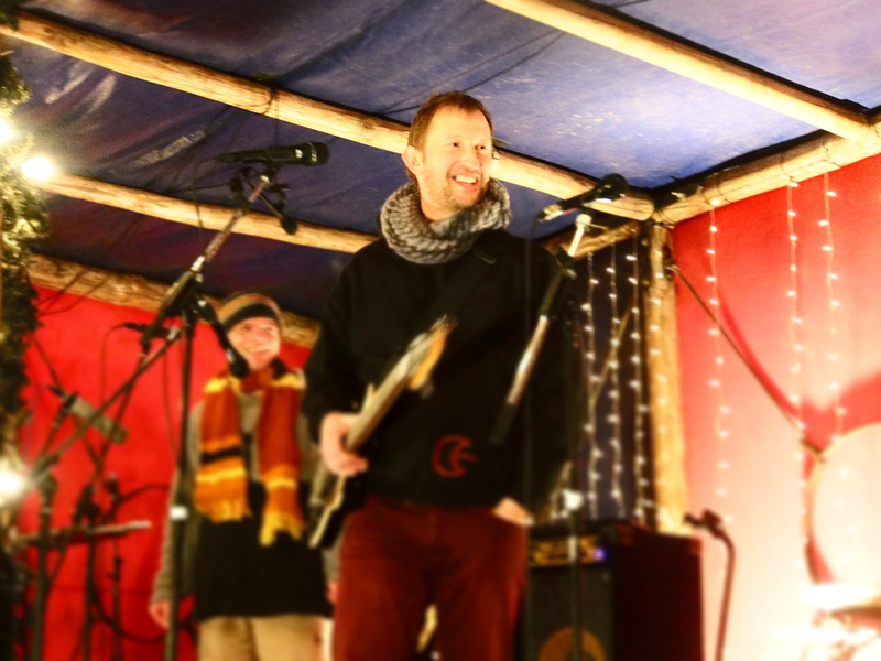 strom & wasser feat. The Refugees 20.12.2014